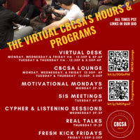 CBCSA Virtual Lounge