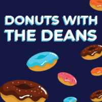 Donuts with the Deans Office (Virtual)