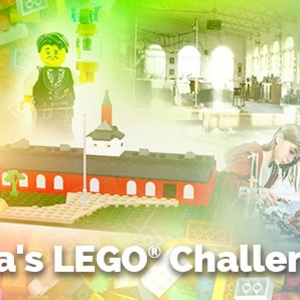 Join the #TeslaLEGOChallenge
