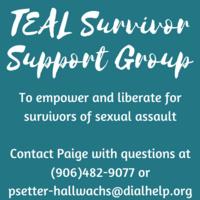 TEAL Survivor Support Group
