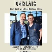 Live Q&A with Cooper's Hawk's Chef Matt McMillin and Chef Richard Blais *Virtual Event*