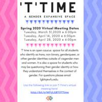 'T' Time: A Gender Expansive Space