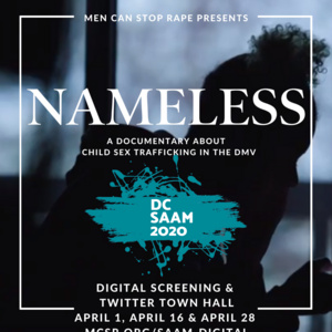 Nameless Screening with Men Can Stop Rape