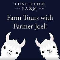 Farm Tours with Farmer Joel! *Virtual Event*