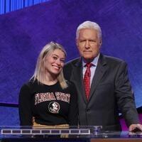 Sophie on Jeopardy!