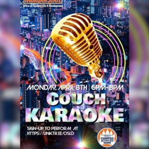 Couch Karaoke