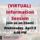 Washington Semester Virtual Information Session