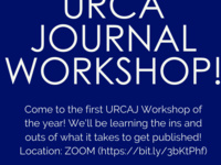 URCAJ Workshop