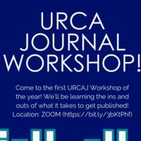 URCAJ Workshop