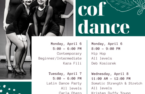 COF Dance Flyer