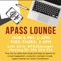 APASS Virtual Lounge