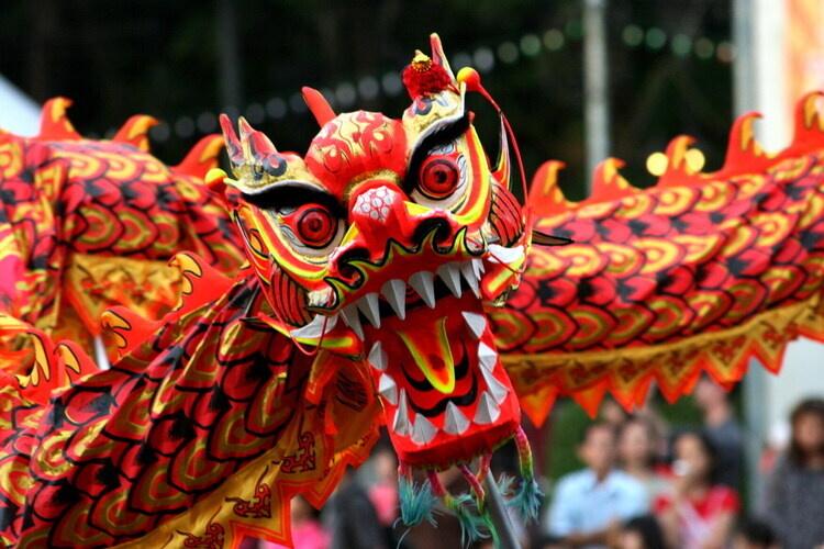 Image result for dragon dance