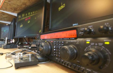 Amateur Radio Exam (and class)