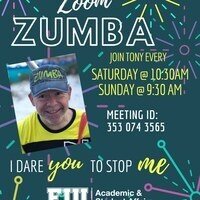 Zoom Zumba