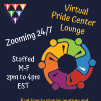 Virtual Pride Center Lounge - Open Daily | Pride Center
