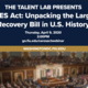 CARES Act: Unpacking the Largest Recovery Bill in U.S. History