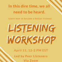 Listening Workshop