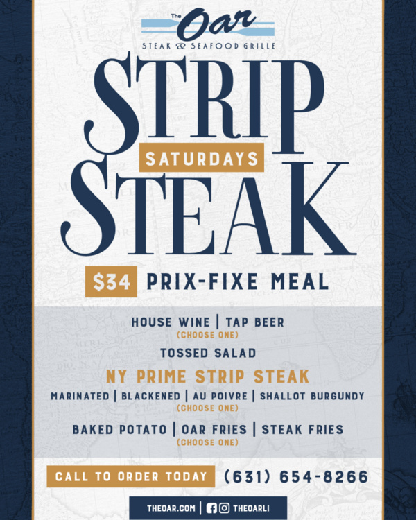 Strip Steak Saturday!
