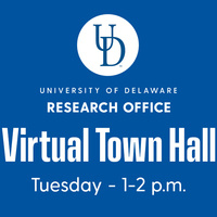 COVID-19: Research Virtual Town Hall