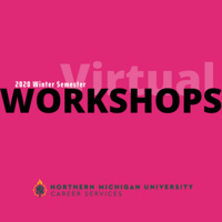 NMU Career Services Virtual Workshops