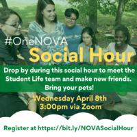 Student Life Social Hour