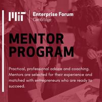Mentor Program – Open Application Period through Apri 17