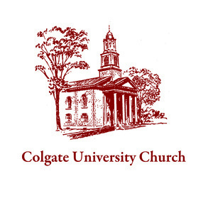 Sketch of Colgate Memorial Chapel