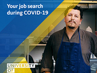 Your job search during COVID-19