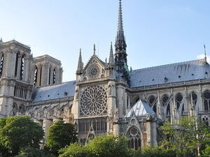 Virtual Conversation on Europe- Notre Dame: One Year After the Fire
