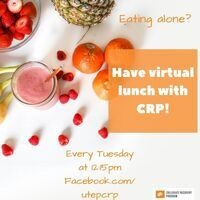 Collegiate Recovery Program Virtual Lunch
