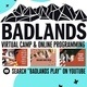 Badlands Virtual Camp & Online Programming