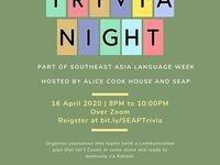 SEAP Trivia Night