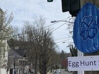 Huntington Egg Hunt (Drivable Only)