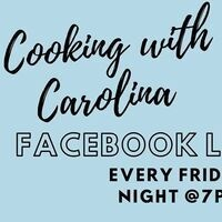 Cooking with Carolina Live