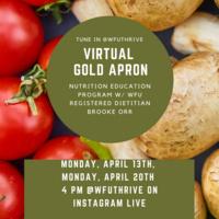Virtual Gold Apron