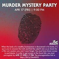 Murder, My SLC