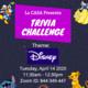 Trivia Challenge Theme Disney