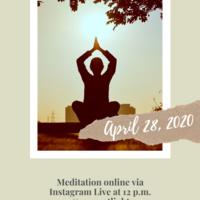 LIVE Meditation