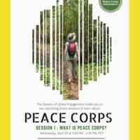 [Virtual] Peace Corps Application Workshop