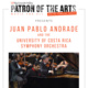 Patron of the Arts Online Concert  Series: Juan Pablo Andrade and the University of Costa Rica Symphony Orchestra