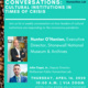 Coffee & Conversations: Cultural Institutions in Times of Crisis