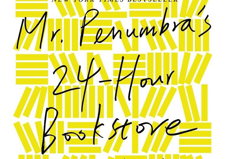 'Mr. Penumbra's 24-Hour Bookstore' Virtual Book Club