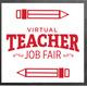 Teacher Job Fair (Vfairs)