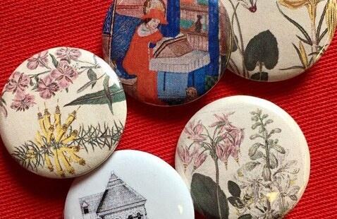Teen Crafts: Button Making