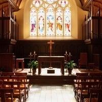 Dahlgren Chapel Interior