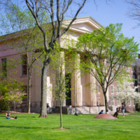 Brown University Final Exams (Through May 15)
