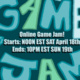 Online Game Jam! Starts Noon EST Sat, April 18, Ends 10 pm EST Sunday, April 19