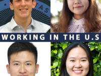 Working in the U.S. (Co-Hosted with Career Services) - A Workshop and Panel Event