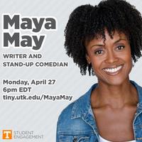 Comedy Night with Maya May