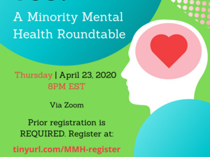 event flyer stating how in the health are you?